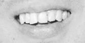 Zufriedenes Lächeln